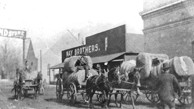 Early Twentieth-Century Clarksville