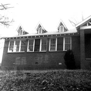Clarksville High School Building No. 1