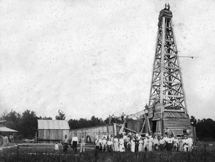Corning: Oil Well