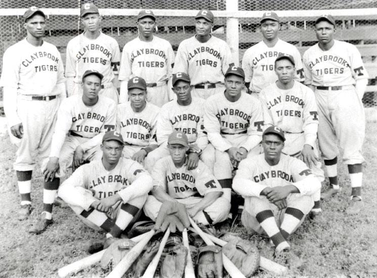 Claybrook Tigers