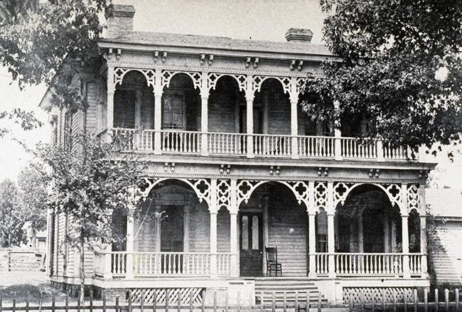Benjamin Clayton Black House