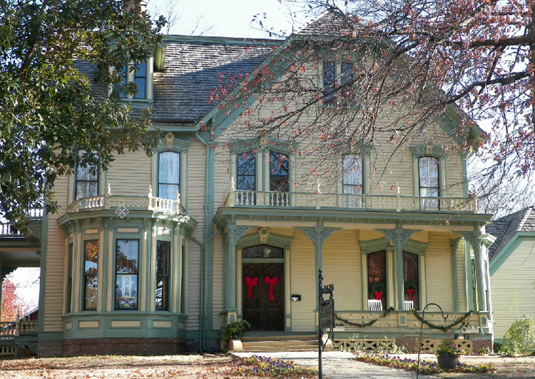 William H. H. Clayton House
