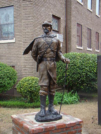 Patrick Cleburne Statue
