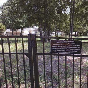 Cleburne County Farm Cemetery