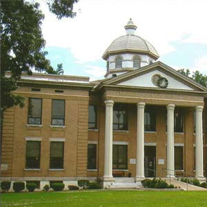 Cleburne County Courthouse