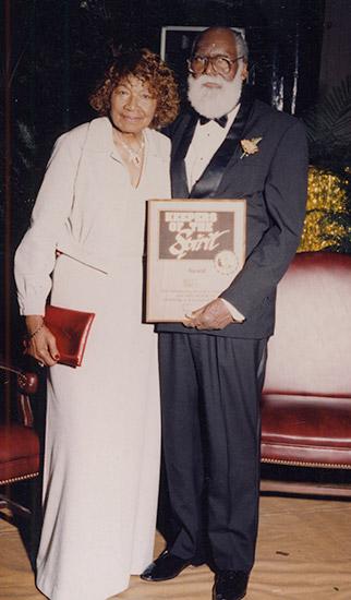 Cleon and Martha Flowers