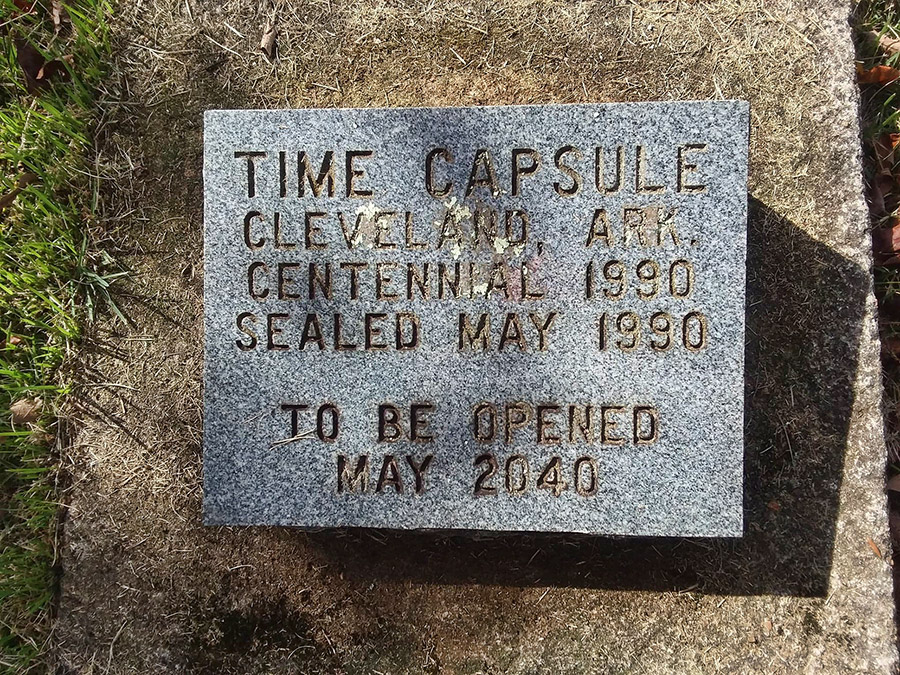 Cleveland Time Capsule