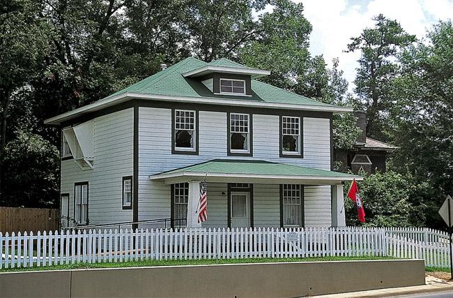 Clinton Birthplace