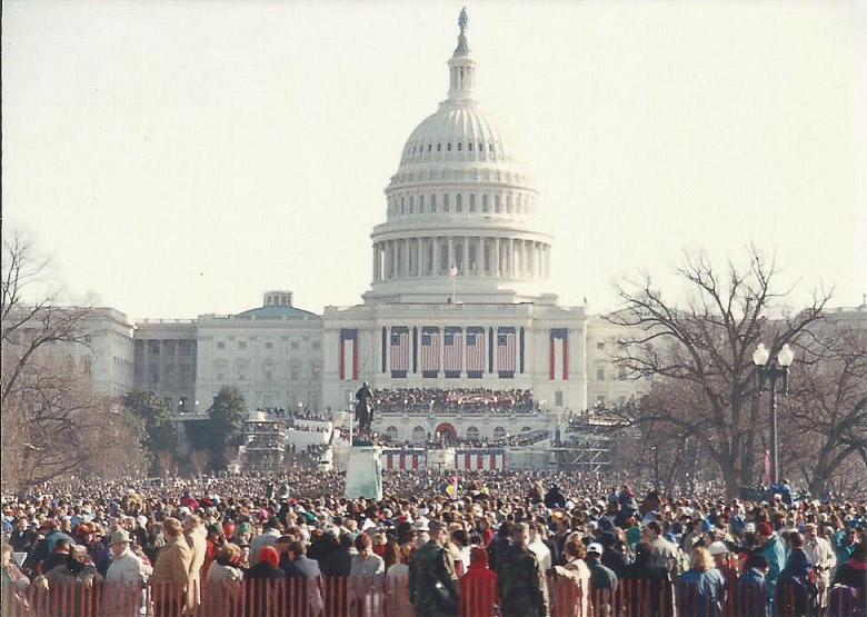 Clinton Presidential Inauguration