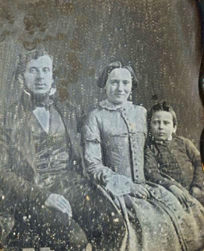 Mathias Cohn Family