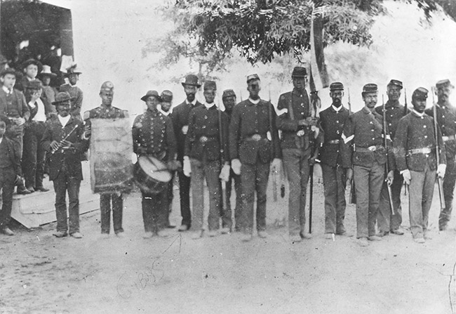 Fifty-seventh U.S. Colored Infantry
