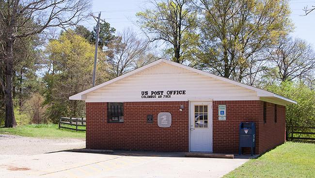 Columbus Post Office