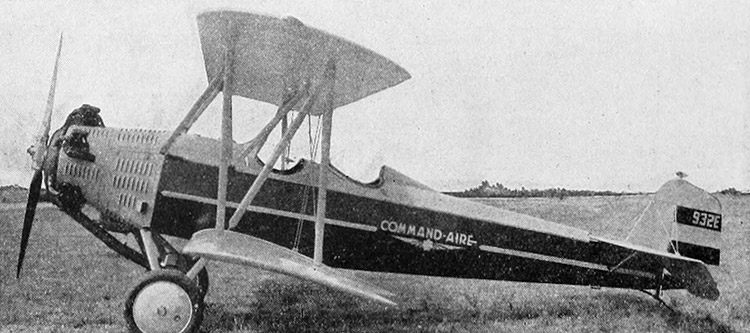 Command-Aire 5C3-C