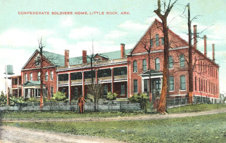 Arkansas Confederate Home