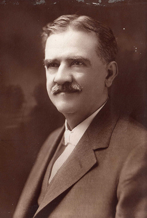 J. W. Conger