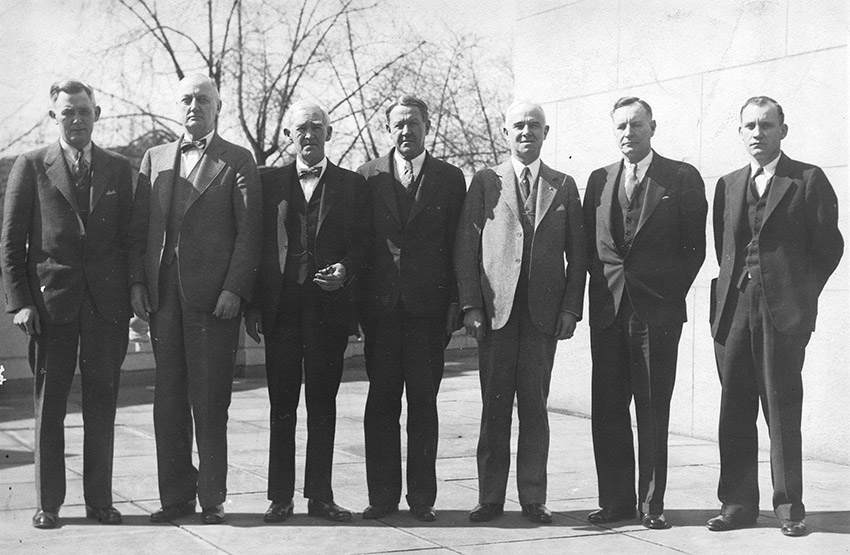 1934 Congressional Delegation