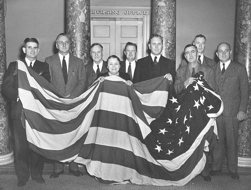 Senators and Representative: 1938