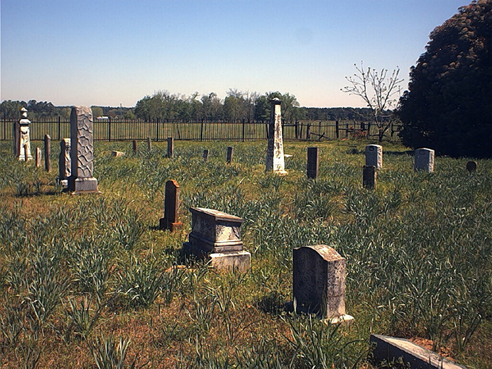 Conway Cemetery State Park