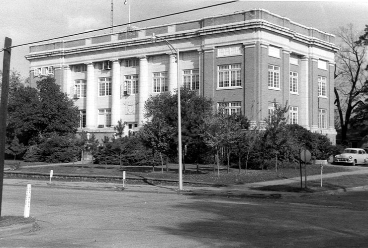 Conway County Courthouse