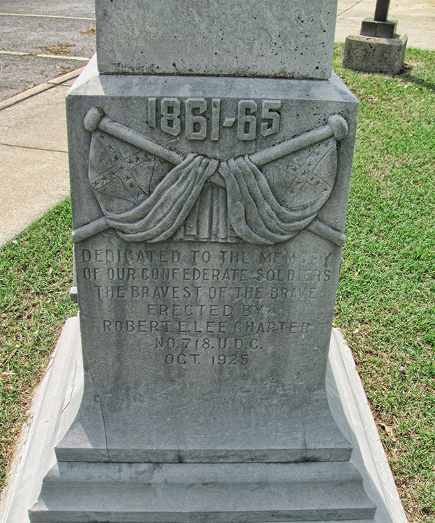 Conway Confederate Monument