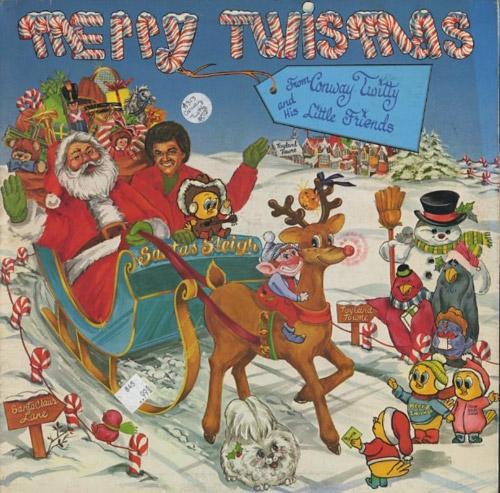 Conway Twitty Christmas Album