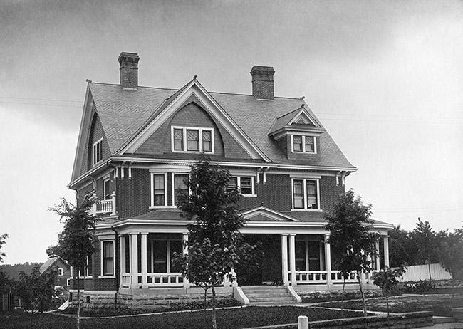 Cook-Morrow House