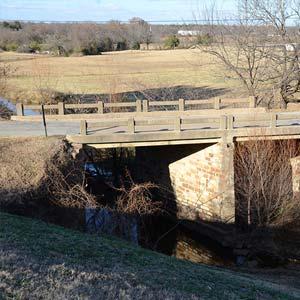 Coop Creek Bridge