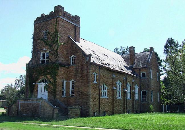 Cotton Plant Presbyterian