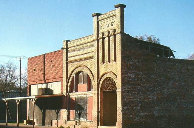 Cotton Plant Buildings