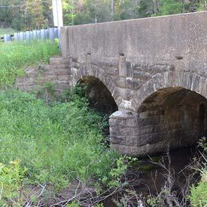 Cove Creek Tributary Bridge