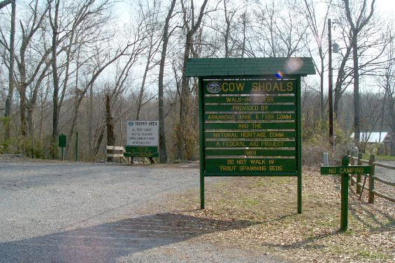 Cow Shoals Riverfront Forest Natural Area