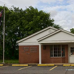 Coy Post Office