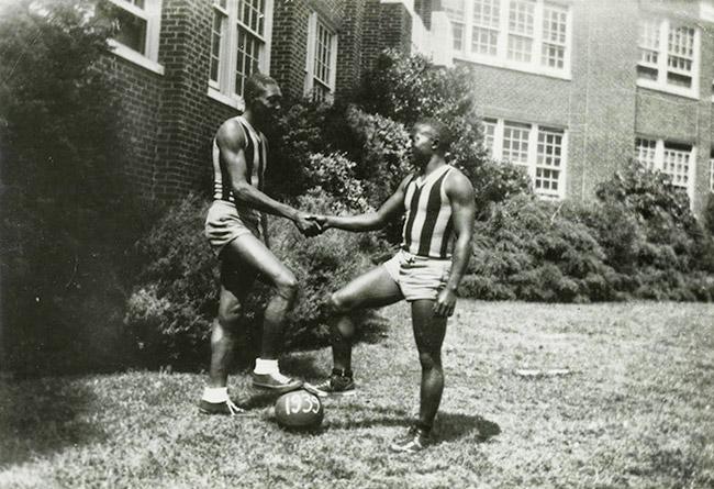 Woodrow W. Crockett and James Giggens