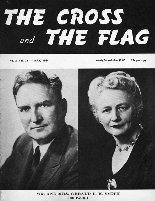 The Cross and the Flag, Published by Gerald L. K. Smith