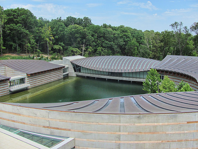Crystal Bridges Museum