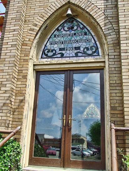 Cumberland Presbyterian Church: Searcy
