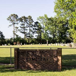 Copeland Ridge Cemetery