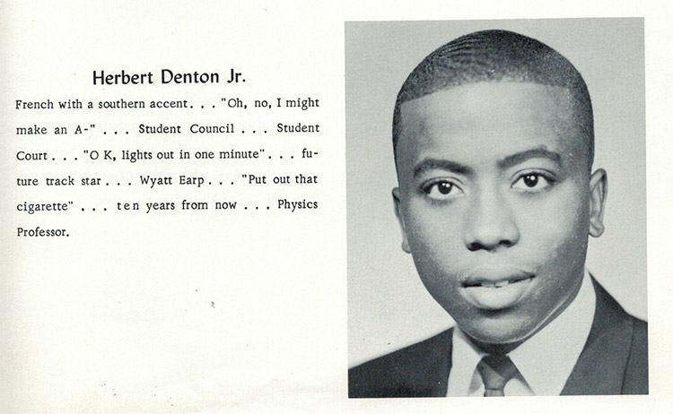 Herbert Denton Jr.