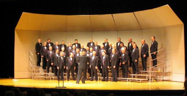 Diamond State Chorus Annual Show