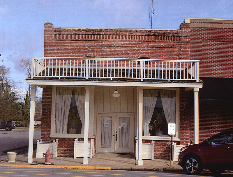 Dairyman's Bank Building