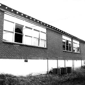 Dallas County Training School High School Building