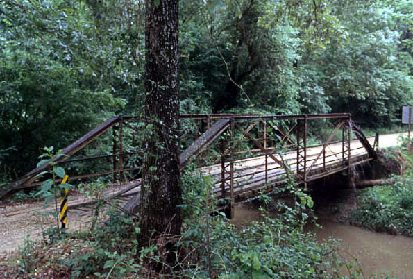 DeGray Creek Bridge