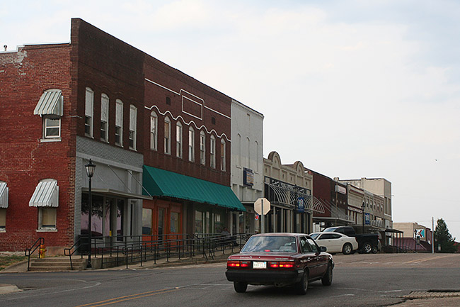 De Queen Commercial Historic District