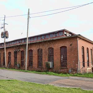 De Queen and Eastern Railroad Machine Shop