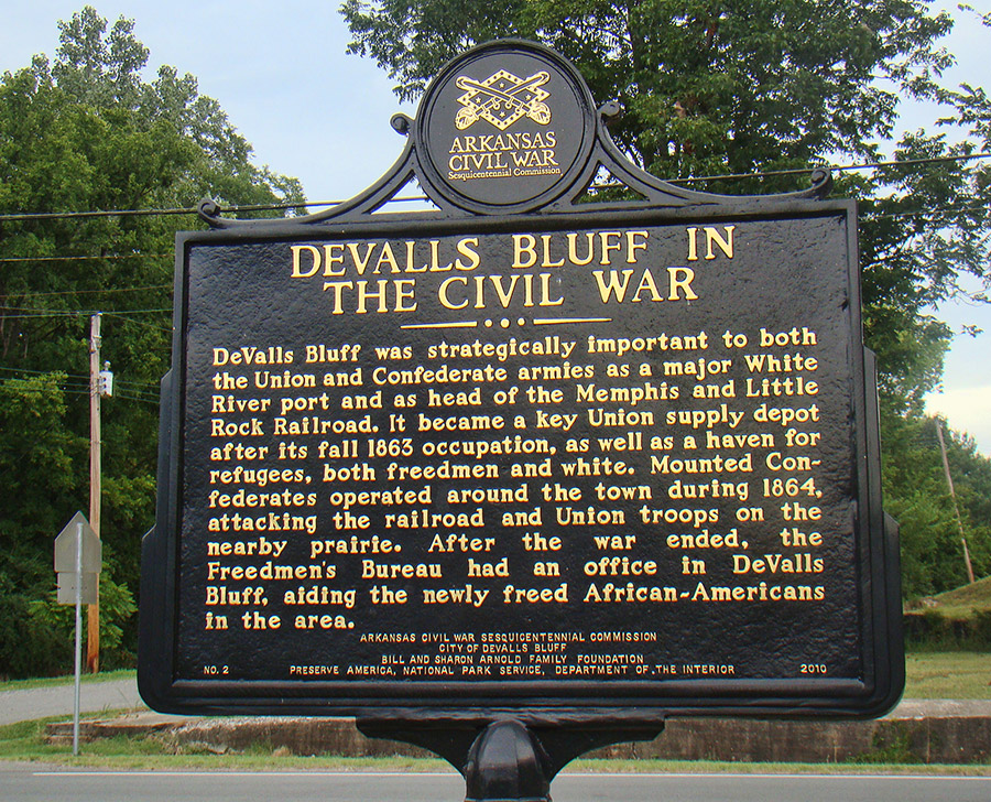 DeValls Bluff: Civil War
