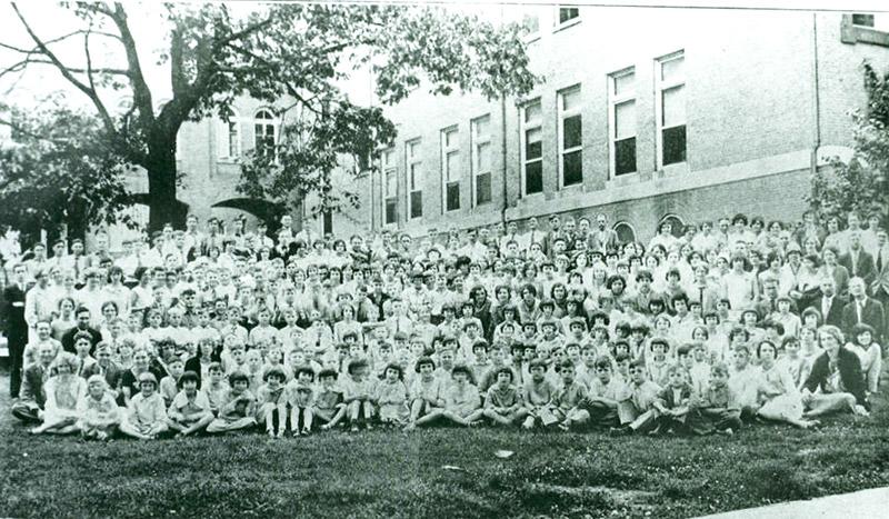 Deaf School Students
