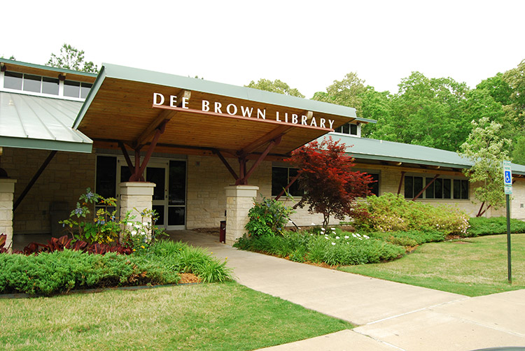 Dee Brown Library