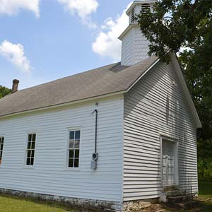 Shady Grove Delmar Church and School