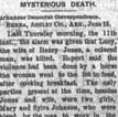 Henry Jones Lynching Article
