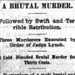 Sevier County Lynching Article